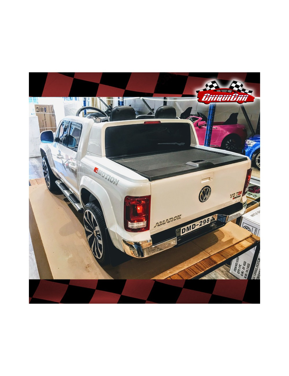 FORD RANGER 4WD NEGRO MATE