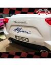 MERCEDES A45 AMG ROSA