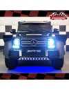 MERCEDES G63 2 PLAZAS 6x6 BLANCO